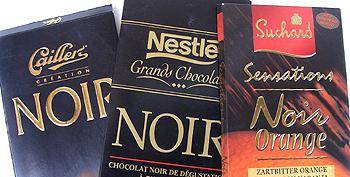 Dunkle Schokolade hemmt Entzündungen - foodaktuell