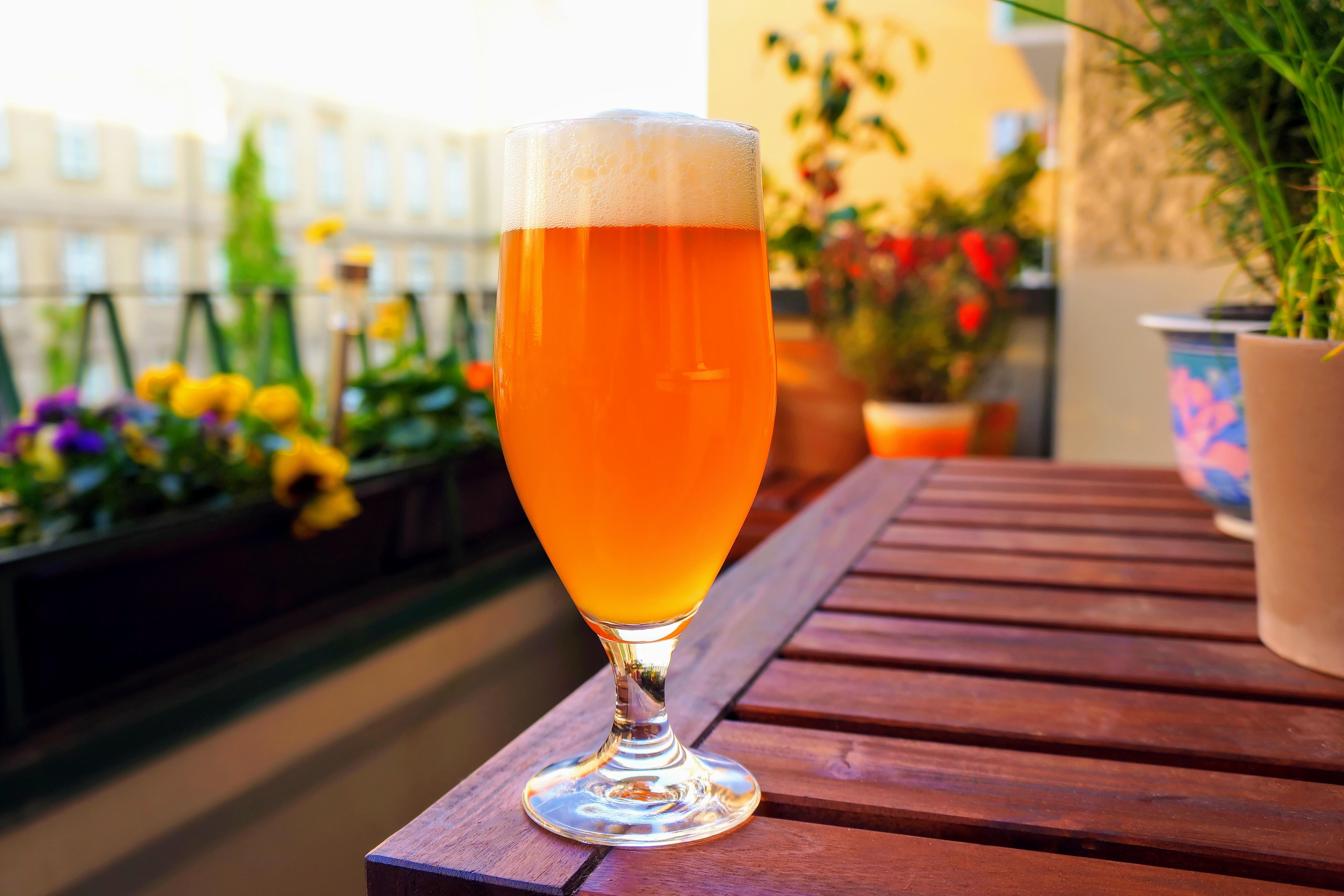Bier Balkon