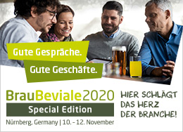 NürnbergMesse BrauBeviale Rectangle 01.08.-02.11.2020