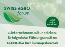 Swiss Agro Forum Rectangle 29.03.-23.04.2021